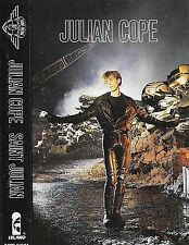 Julian Cope ‎Saint Julian CASSETTE ALBUM Indie Rock Alternative Rock, Pop Rock