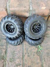 1/10 Rc Unglued 12mm hex Tires
