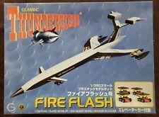 Aoshima 1/350 Fireflash Classic Thunderbirds Gerry Anderson Nib