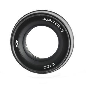 JUPITER 8 50MM F2 CLASSIC CAMERA LENS                                       #ET#