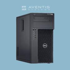 Dell Precision T1650 Workstation i7-3770 3.4GHz/ 8GB/ 1TB / Win 10 x64 /1 Yr Wty