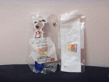 McDonalds German meal-2 toys world cup Soccer - MIP clapper & wristband