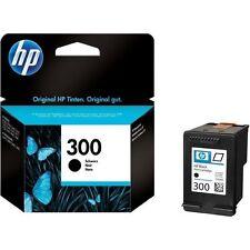 ORIGINALE HP 300 Cartuccia di inchiostro nero per Deskjet F2492 F4210 F4224 (CC640EE)