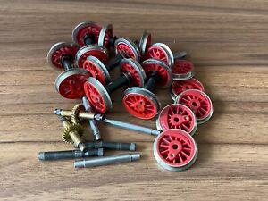 Rivarossi BR80 Achsen/Räder