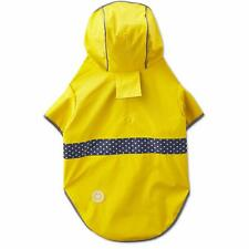 Good2Go Reversible Dog Raincoat in Yellow, Small By: Good2Go