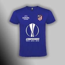 Camiseta campeon uefa league liga europa atleti atletico madrid ENVIO 24/48h