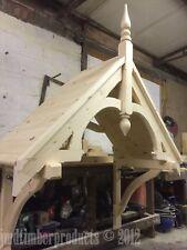 Timber Door Canopy Timber Door Porch Hand Made Bespoke Joinery