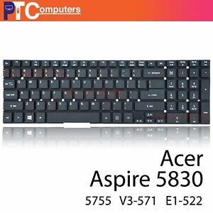 New Keyboard for ACER Aspire E15 ES1-512 ES1-520 ES1-521 ES1-531 5830 E1-522