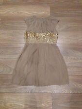 Women's Brown Size 4 Ted Baker Dress
