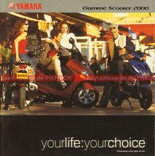 YAMAHA Gamme 2000 Scooters 50 BW'S SLIDER Naked JOG RR AEROX R NEO'S    #0712#