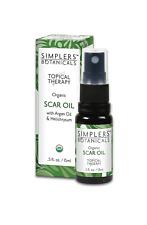 Simplers Botanicals Scar Oil Essential Oil 15ml