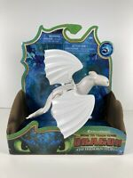 How to Train Your Dragon Lightfury Action Figure Toy The Hidden World Rare