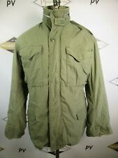 E8668 VTG US ARMY M-65 Cold Weather Field Coat Military Jacket
