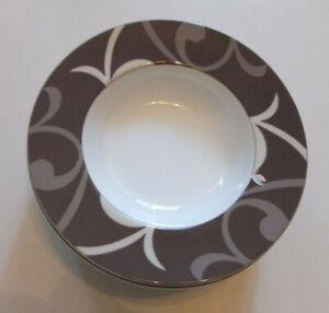Ritzenhoff & Breker Via Celona 6 Soup Plate Porcelain Dishes New