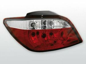 Tail Lights for Peugeot 307 01-07 Red White WorldWide Free Shipping AU LTPE19WR