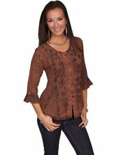 Western Tops & Blouses for Women