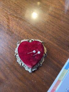 Sam Fick Heart Pin Cushion