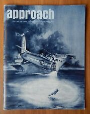 APPROACH~THE NAVAL AVIATION SAFETY REVIEW~JUNE 1965 ISSUE~NAVY, AIR FORCE, L@@K!
