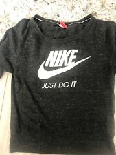 Nike Grey Top Size M