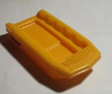Vintage Fisher Price Adventure People 1983 Yellow Boat
