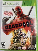 Deadpool  (Xbox 360, 2013) Complete Dead Pool