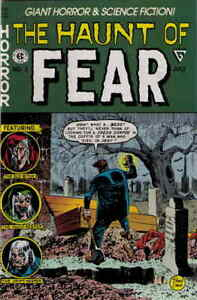 Haunt of Fear, The (Gladstone) #2 VF; Gladstone   save on shipping - details ins