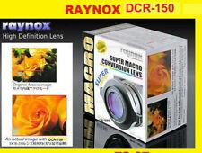 RAYNOX DCR-150 Super Macro Close-up Lens 52mm 55mm 58mm 62mm 67mm to CANON NIKON