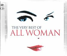 2 CD COMPIL 40 TITRES--THE VERY BEST OF ALL WOMAN--DIDO/SADE/CORRS/BRAXTON/COLE
