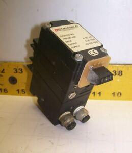 FAIRCHILD ELECTRO-PNEUMATIC TRANSDUCER TT6000-401