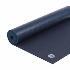 "MANDUKA BLACK PROLite Yoga or Pilates Mat New 71"" X 26"" x 6mm"
