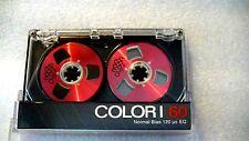 One REEL CLEER, reel to reel blank audio cassette tape, brand new