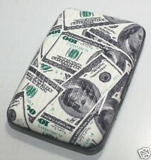 Aluminum Card Guard Holder Wallet Protection Case For Business Credit Cards(USD)