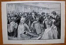 Originaldrucke (1800-1899) aus Berlin und Deutschland mit Holzschnitt-Technik