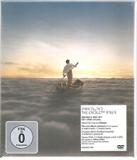 "PINK FLOYD ""THE ENDLESS River"" CD + DVD BOX sealed"