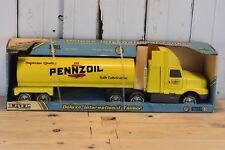Vintage Ertl International Deluxe Tanker Pennzoil Oil Safe Lubricants 1/16