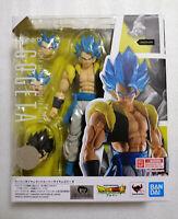 Bandai S.H. Figuarts Dragon Ball Z DBZ Super Saiyan God Gogeta Action Figure