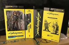 "McFarlane  Cyberpunk Johnny Silverhand   7"" Action Figure  INSTOCK!"
