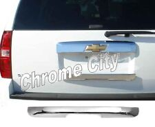 08-14 CHEVROLET  TAHOE CHROME TAIL GATE HANDLE SUBURBAN GMC YUKON ESCALADE SUV