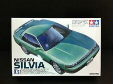 24078 1/24 Tamiya Model Car Kit Nissan Silvia K's S13 Drfit Machine JDM