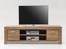 TV Kommode -Lowboard KIROYAL Wildeiche massiv geölt 175cm