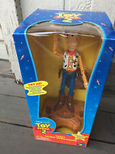 Disney Woody Toy Story 2 Talking Room Guard New