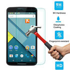 9H Premium Real Tempered Glass Film Screen Protector For Motorola Google Nexus 6