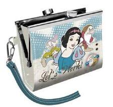 Portamonete Borsellino Borsello Biancaneve Disney Originale misure L 11cmx H 8cm