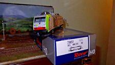 Roco 73651 486 510 BLS Cargo design «Alpinisten –Gli Alpinistes»gris/vert SCMT