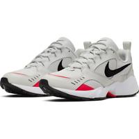 Scarpe Nike Air Heights Retrò Grigia per Uomo Swoosh Black Sneaker Ammortizzate