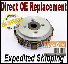 Honda Rebel 250 CMX250 Clutch Disc Plate Kit with Spring - Direct OE Replacement