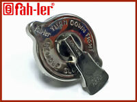 Fahler Polished Stainless Steel Radiator Rad Cap With Release Valve 7lbs / Psi