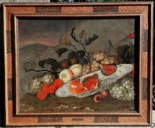 Entourage de Jan De Heem, 1630, Ecole Hollandaise du XVIIème Siècle! Superbe!!