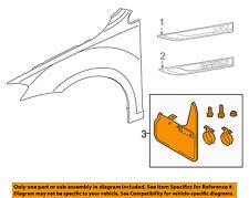 VW VOLKSWAGEN OEM 15-18 Golf Fender-Splash Guard Kit 5G0075111