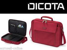 Dicota Notebook Laptop Tasche Case Etui 15 15,4 15,6 16 16,2 17 17,3 ZOLL ROT !